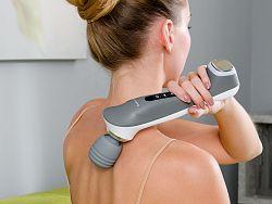 Bezkáblový masážny ručný prístroj Wellneo Pro 3v1